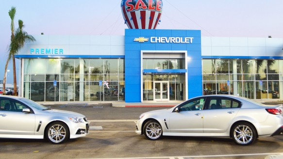 Premier Chevrolet Dealership